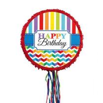 Pull Pinata Birthday