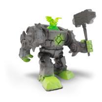 Schleich 42547 Mini Creatures Stein-Roboter