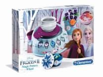 Clementoni Frozen 2 Töpferscheibe