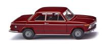 Wiking 18307 H0 BMW 2002 purpurrot