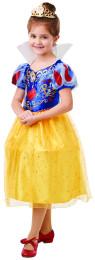 Snow White Glitter and Sparkle