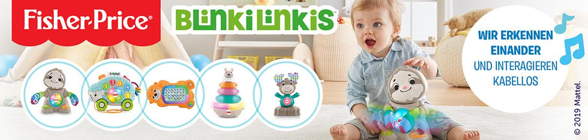 Fisher-Price BlinkiLinkis