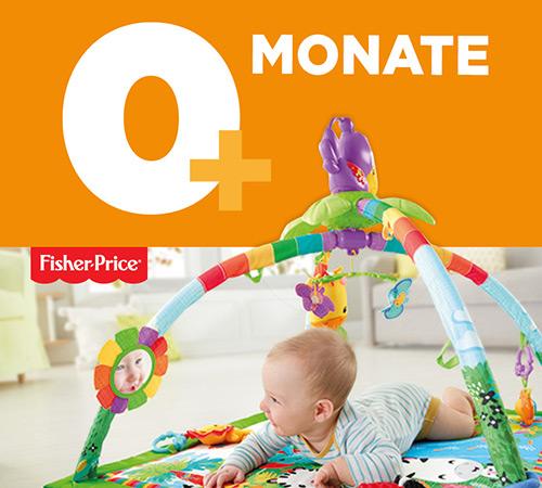 Fisher-Price - ab 0 Monate