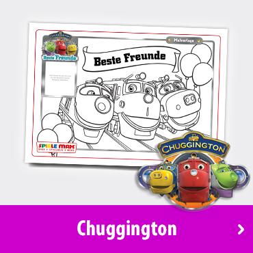 Chuggington Malvorlage