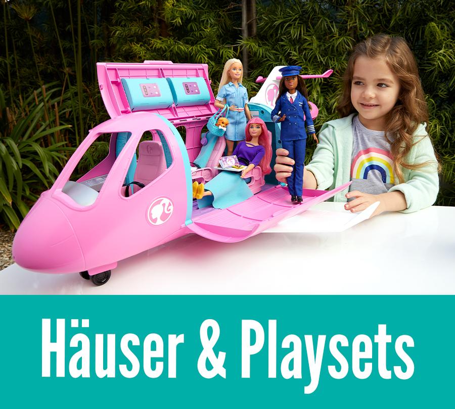 Barbie - Häuser & Playsets